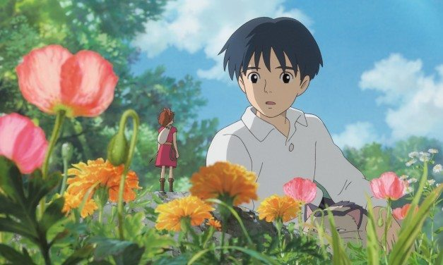 Disney's Animated Movie The Secret World of Arrietty Trailer and Stills