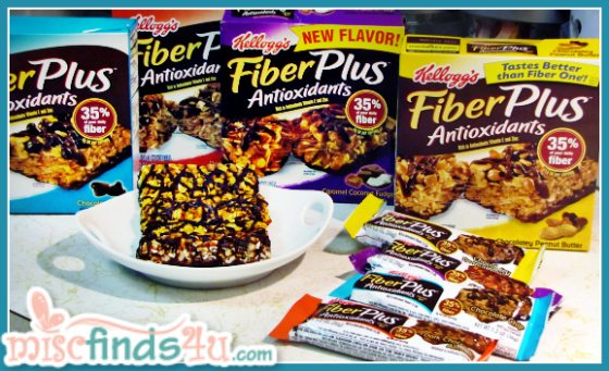 Kellogg's FiberPlus Bars