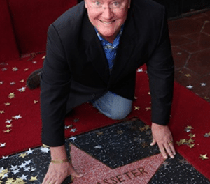 Director John Lasseter Hollywood Walk of Fame Award Ceremony