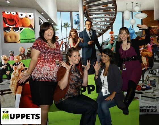 Disney's The Muppets Blogger Event September 2011