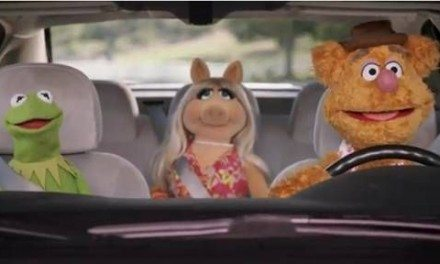 "Disney's ""The Muppets"" Home for the Holidays Road Trip Game"