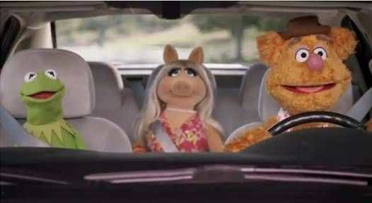 Muppets Road Trip Photo