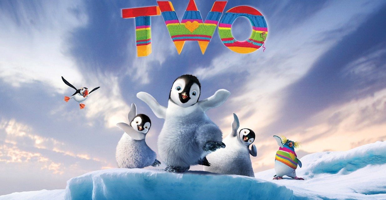 Happy Feet 2 in Theatres