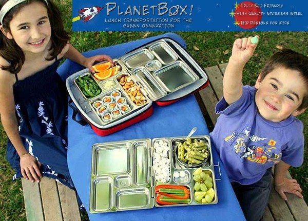 Planetbox Lunch Boxes - Photo Credit Planetbox.com