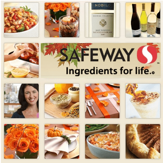 Safeway Holiday Inspiration Help