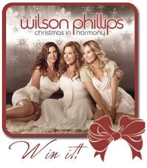 Win a Wilson Phillips Holiday CD from Sony and MiscFinds4u