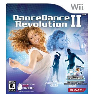 Konami DanceDance Revolution II for the Wii Bundle review