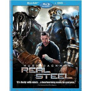 DreamWorks Pictures' Real Steel hits stores Tuesday, January 24th, 2012
