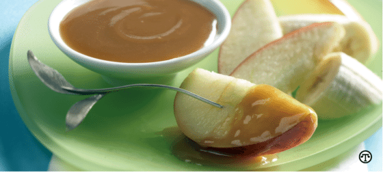 Easy Homemade Caramel Dipping or Fondue Sauce