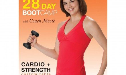 Sparkpeople: 28 Day Boot Camp DVD with Coach Nicole