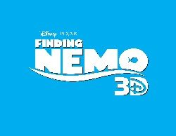 Disney Pixar Finding Nemo Theatrical Release in 3D - Link to Official Website