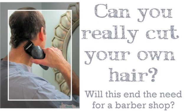 Review:  Does the Philips Norelco Do-It-Yourself Hair Clipper Work?
