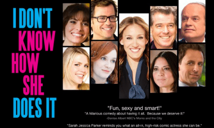 I Don't Know How She Does It on Blu-Ray and DVD 1/3/2012