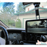Installing the Magellan CPBCKUSGXXX Wireless Back Up Camera