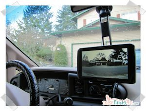 Magellan Wireless Back Up Camera Safely Wipes Out the Blind Spots