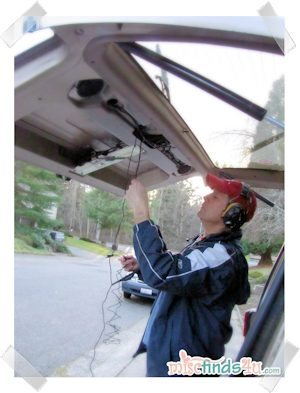 Installing the Magellan CPBCKUSGXXX Wireless Back Up Camera - not sure? Professional Installation is available at Best Buy