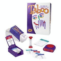 Game Review:  Hasbro's TABOO Board Game Received a Makeover!
