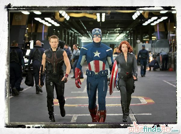 """Marvel's The Avengers"" Photo: Zade Rosenthal © 2011 MVLFFLLC. TM & © 2011 Marvel. All Rights Reserved. Used with permision"