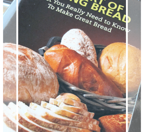 Cookbook Review – The Art of Baking Bread: What You Really Need to Know to Make Great Bread