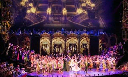 PHANTOM OF THE OPERA from Royal Albert Hall on PBS, DVD or Blu-ray