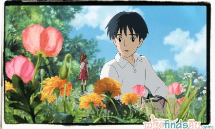 Movie Review:  Disney's The Secret World of Arrietty EXCLUSIVE CLIP!