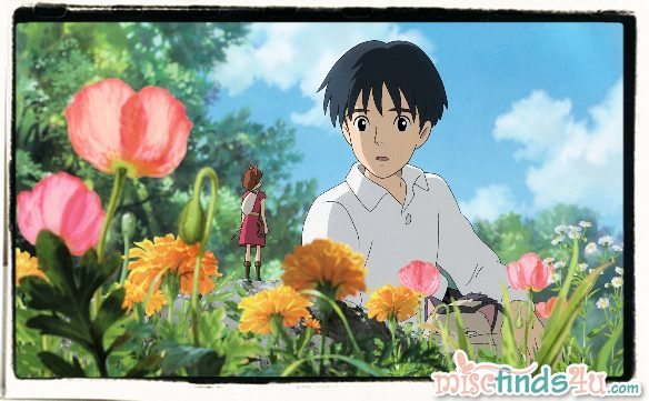 The Secret World of Arrietty - review and film clips plus music video
