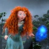 """BRAVE"" Merida following a Wisp."