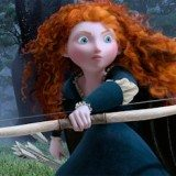 """BRAVE"" Merida (voice by Kelly Macdonald)"