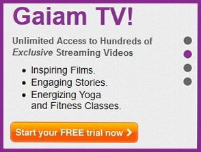 Gaiam TV a Complete Internet Based Wellness & Exercise Program  #InspireGaiamTV