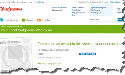 Save Big with Walgreens Online Discount Circular