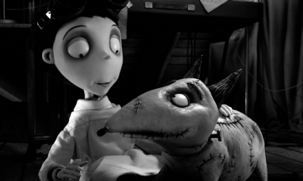 Disney's FRANKENWEENIE New Movie Trailer and Still Photos Released!