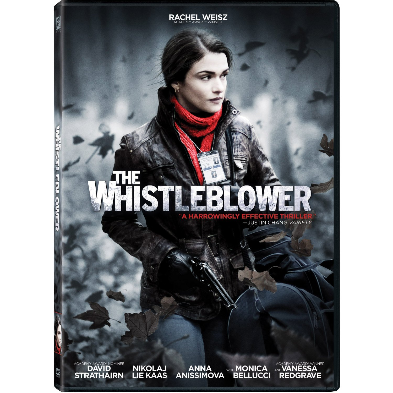 The Whistleblower starring Rachel Weisz