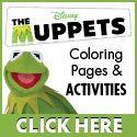 Download FREE Muppet Activities!