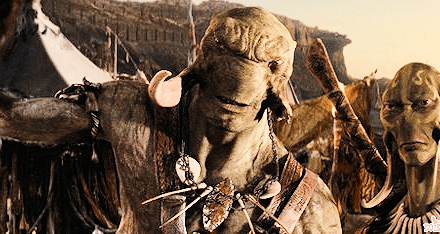 Disney's JOHN CARTER – Meet the Inhabitants of Barsoom (Video and Photos)