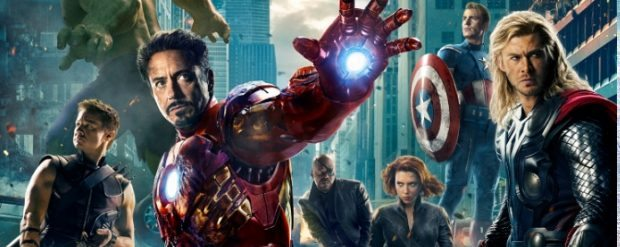 Movies:  Marvel AVENGERS Character Banners Released