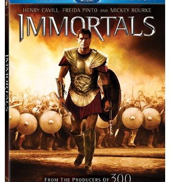 Movie Review: IMMORTALS 3D is Visually Impressive