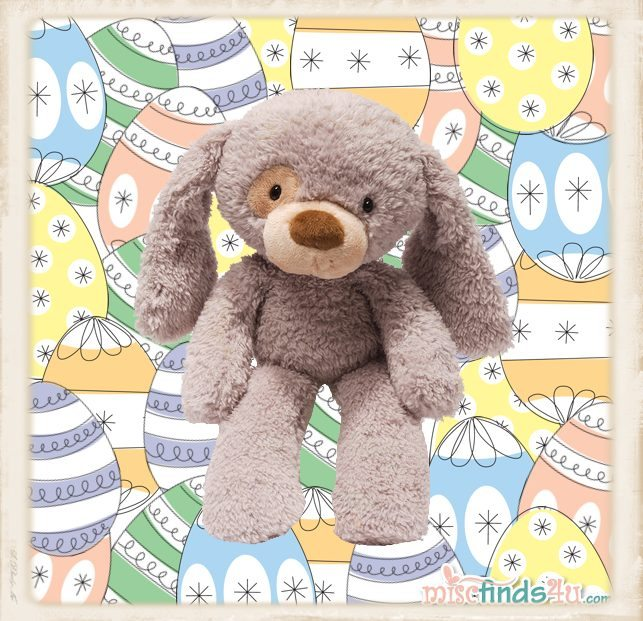 Gotta Get a Gund for Easter!  Plush Pals and Stuffed Friends
