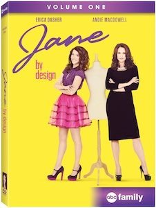 Jane by Design on DVD
