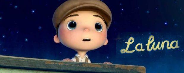 Disney Pixar's La Luna Animated Short Film