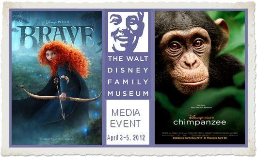 Disney Pixar Blogger Media Event - San Fransisco, CA April 3-5, 2012