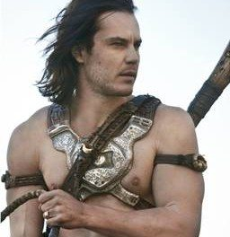 "Movies:  Disney's ""JOHN CARTER"" Taylor Kitsch Featurette"
