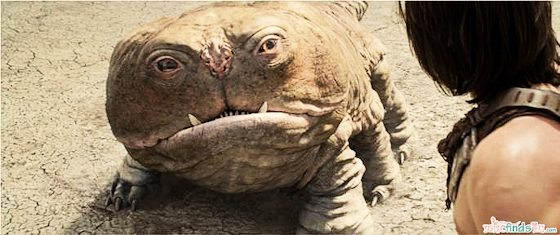 Disney's JOHN CARTER Woola (used with permission)