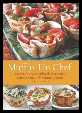 Muffin Tin Chef Cookbook Review