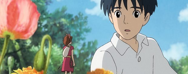 Disney and Studio Ghibli Announce Release of The Secret World of Arrietty 5/22/12