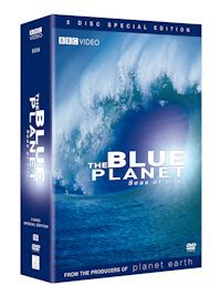 Blue Planet, The: Seas of Life - Special Edition DVD