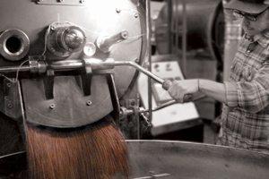 Coffee Roasting at the Portland Roasting Company