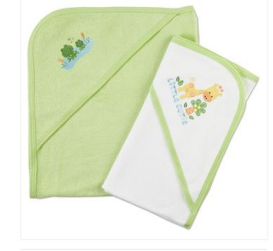 Gerber ChildrenswearTerry Hooded Towel Set