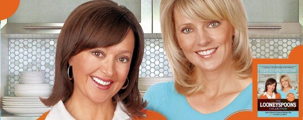 Cookbook Review: Podleski Sisters' Looneyspoons Collection