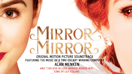 Music: Mirror Mirror Original Motion Picture Soundtrack Available Now
