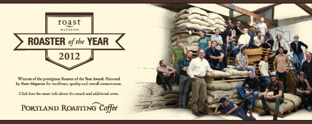 Organic Coffee Available Online from Portland's Premier Coffee Company
